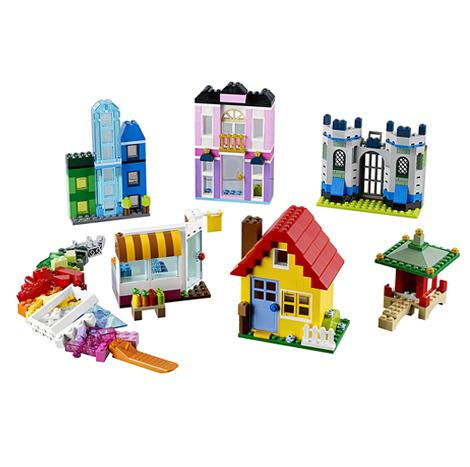 LEGO CLASSIC CREATIVE BUILDER BOX BUILDING TOY 502PCS/PZS (4-99 AGE/EDADES) 10703