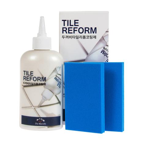 Korean Imported Du Kkeobi Home Bathroom Tile Reform US Sealant Floor Anti-mildew Sealant Grout Agent (TR03)