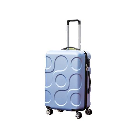 Korean Abs 360 Universal Wheel Password Lock Luggage Trolley 20 Inches (TSC888)
