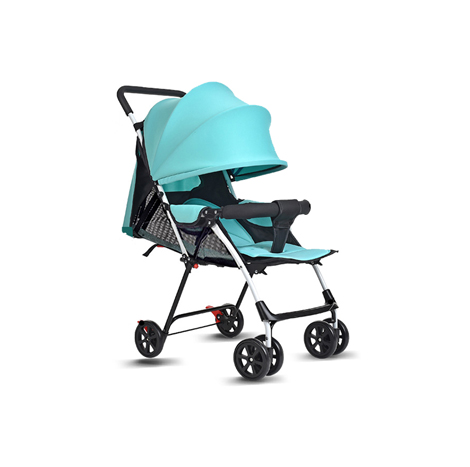 Ultra-Light Portable Summer Folding Four Wheel Baby Stroller (UKH590)