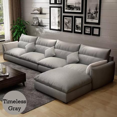 Nicco Classic Style Sofa ( SN-03 )