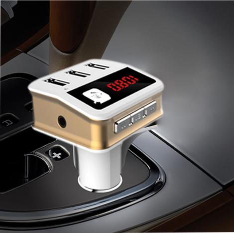 Car Bluetooth Transmitter Smart 11