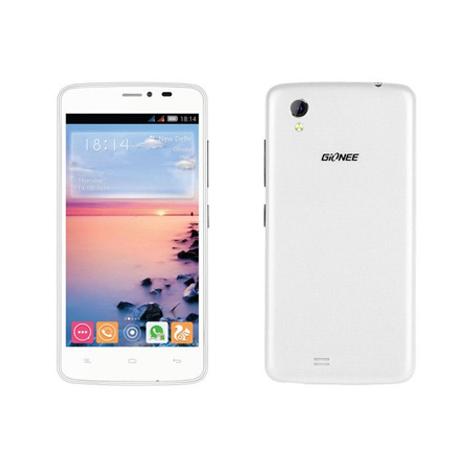 Gionee Smart Phone (V4s) (1GB, 8GB) White