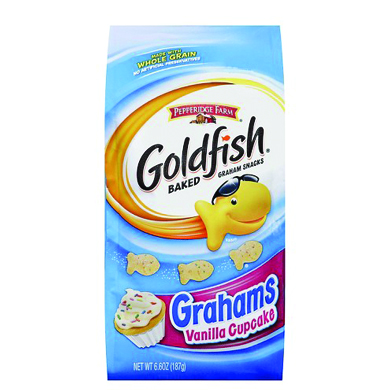 PEPPERIDGE FARM GF Graham Vanilla Cupcake 187G (PF04008)
