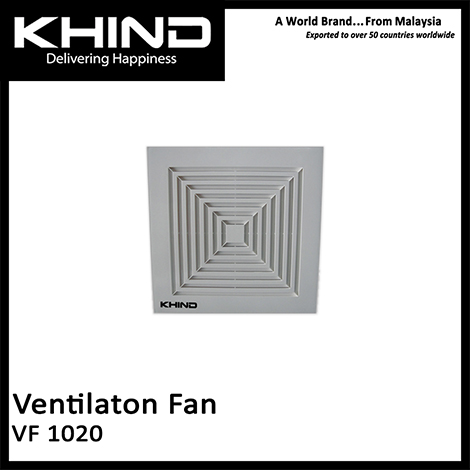 KHIND 10 Inch Ventilation Fan ( VF 1020 )