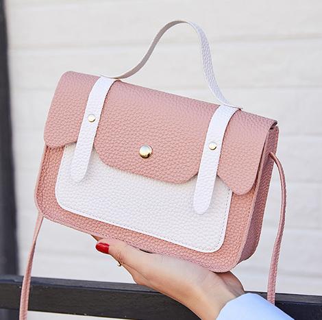 Louis Myanmar Girl Small Bag