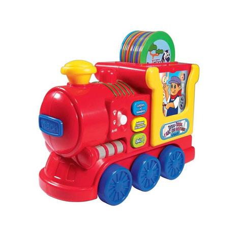 Vtech Animal Alphabet Train (TTVTF64303) (1 Pcs)