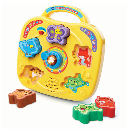 Vtech Baby's 1st Animal Puzzie (BBVTF189403)