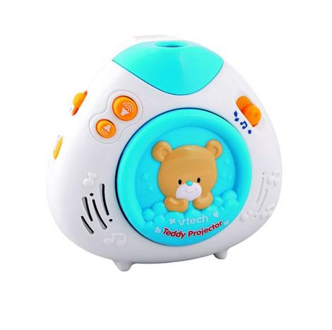 Vtech Lullaby Teddy Projector (BBVTF100003, BBVTF100053) (1 Pcs)
