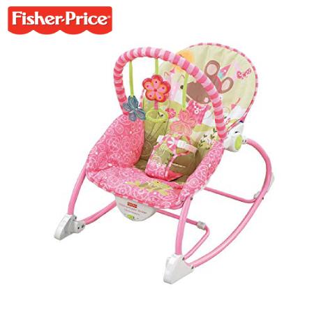 Fisher-PriceInfant-To-ToddlerRocker,PrincessMouse (W2583)