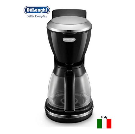 Delonghi ICMO 210 BK Drip Coffee Maker