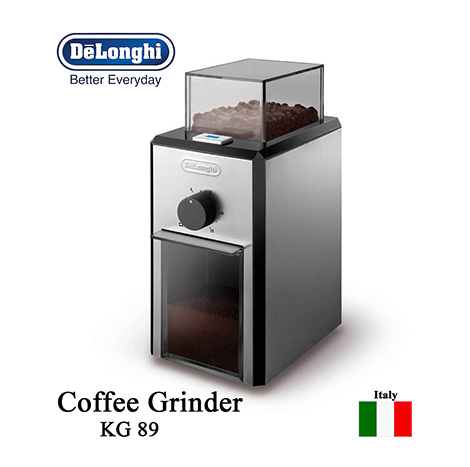 Delonghi Burr Coffee Grinder ( KG89 )