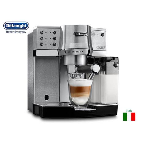Delonghi Pump Coffee Machine ( EC860.M )