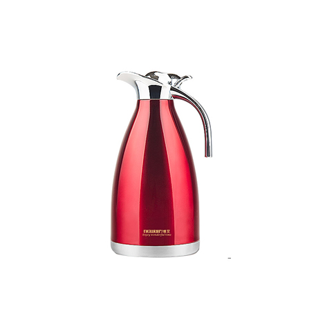 NEWAIR European 304 Stainless Steel 24 Hours Thermo Thermal Insulation Kettle 2Liters, Silver (WA-B20XYB)