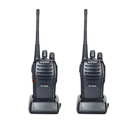 Harrier (green frequency walki talki) (Two Pieces)