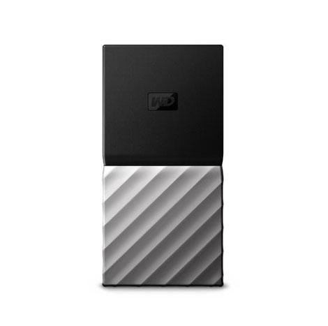 Shopmyar - WD My Passport SSD (256GB) Hard Drive