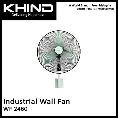 KHIND 24 Inch Industrial Wall Fan ( WF 2460 )