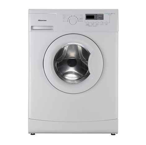 Hisense 7.0kg Front Loading Washing Machine ( WFEA7012 )