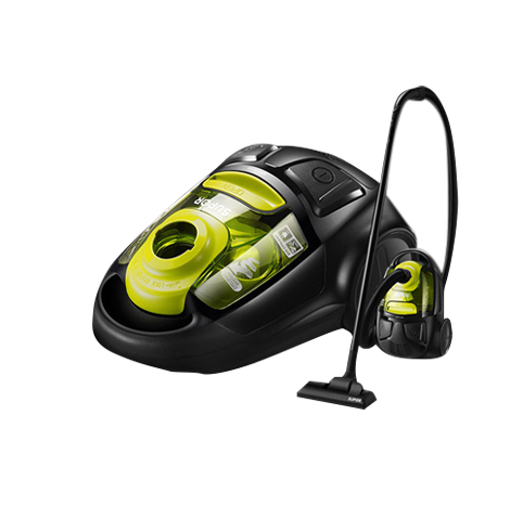 SUPOR Household Handheld Silent Mute Power High Power Mites Vacuum Cleaner (XCL12B03A-12)