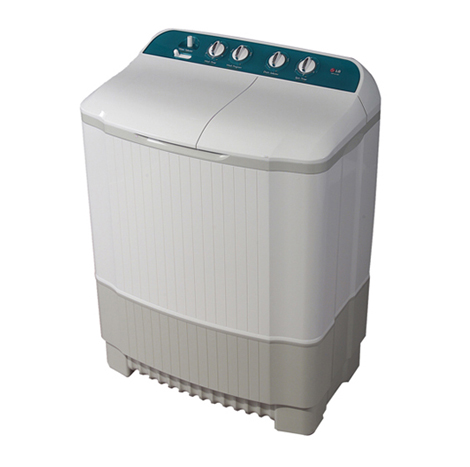 LG Twin Turbo Washing Machine (WP900R)