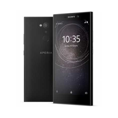 SONY Xperia L2 (3GB, 32GB), Black