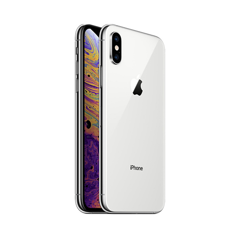 iPhone XS Max (4GB, 256GB), Silver