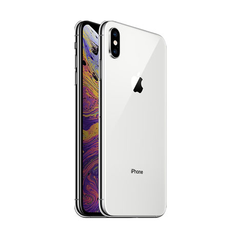 iPhone XS Max (4GB, 512GB), Silver