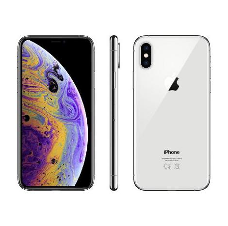 iPhone XS Max (4GB, 64GB), Silver