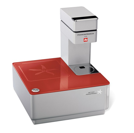 Illy Y1 Iperespresso Coffee Machine