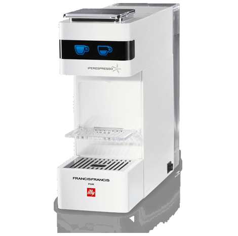 Illy Y3 Iperespresso Coffee Machine