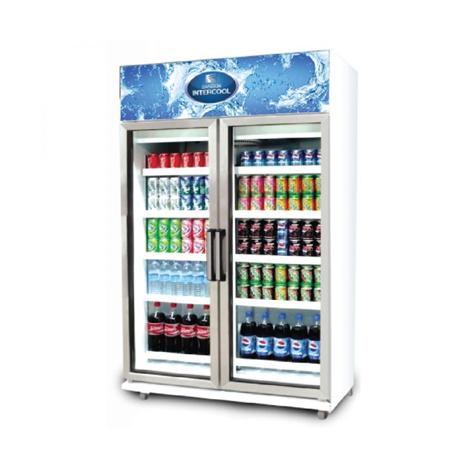 Sanden Intercool 1000L 2 Door Freezer ( YPM-120P)